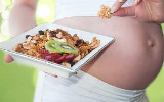 Прибавка в массе тела во время беременности