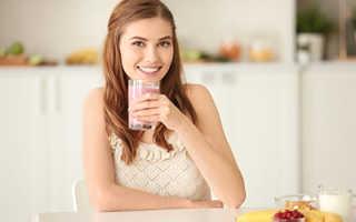Правильное питание – основа эффективного похудения