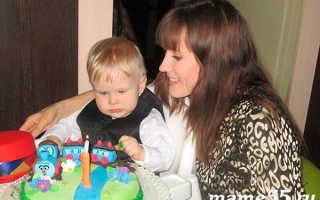 Ребенку 1 годик: выбираем подарок на первый День рождения