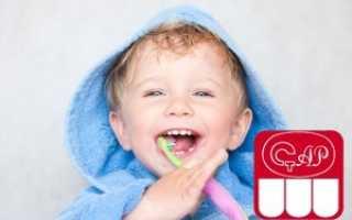 Сколько молочных зубов должно быть у детей в разном возрасте