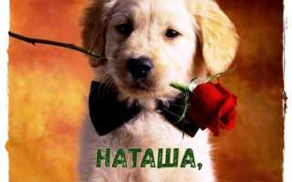 Лучшие стихи Наталье с днем рождения