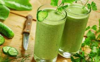 Смузи-диета: легко, полезно и очень вкусно