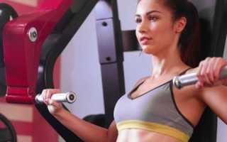 Комплексы упражнений в тренажерном зале для похудения